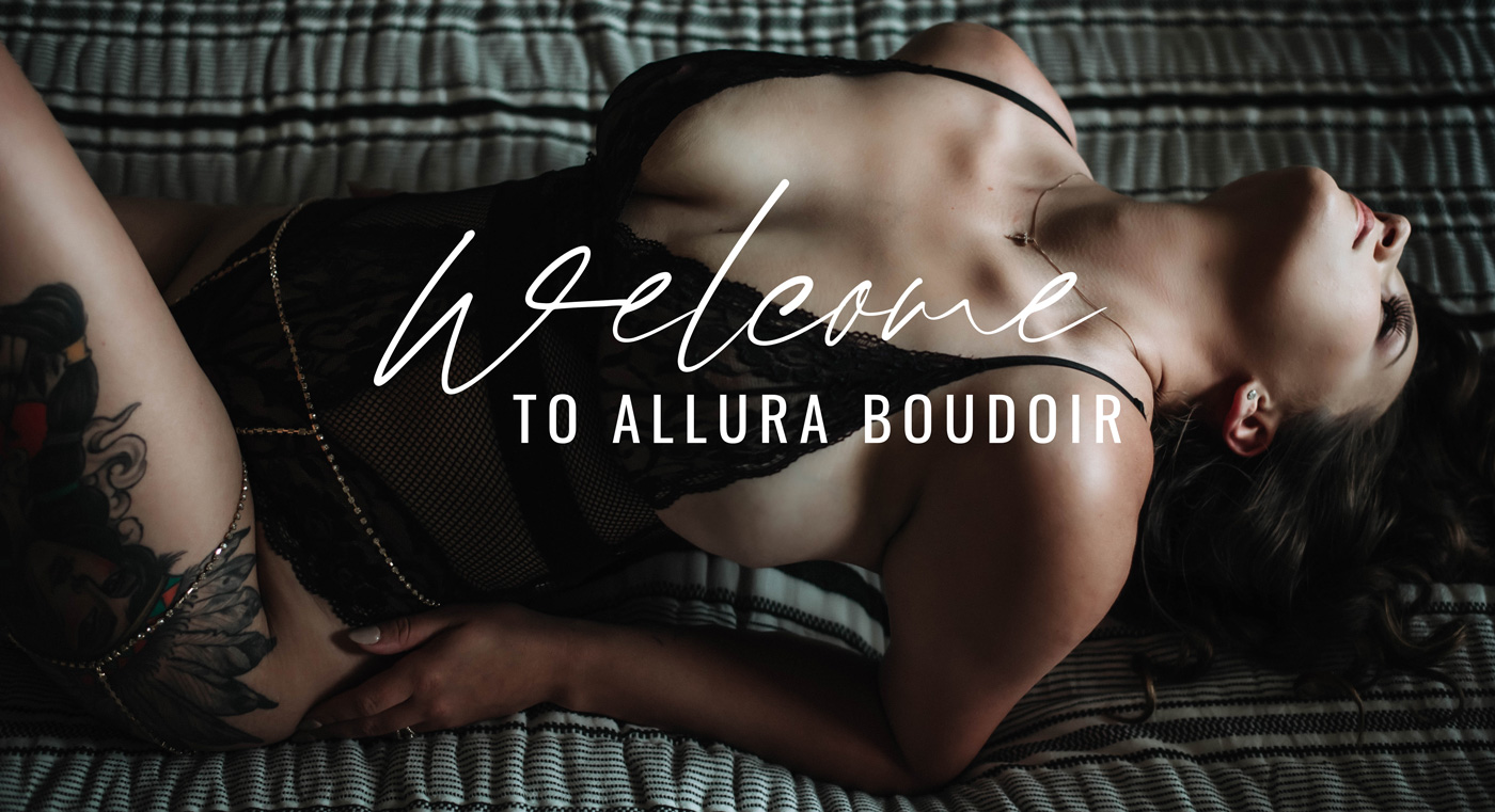 Welcome to Allura Boudoir - Gulfport & Biloxi MS Boudoir